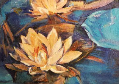 Catherine Taylor _ Assembling Lotus