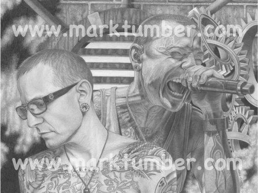 Mark Tumber