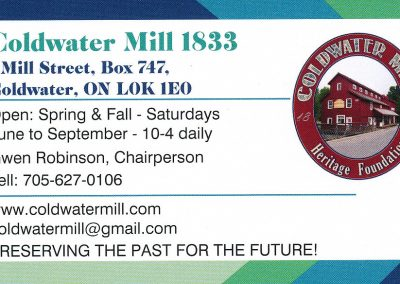 Sponsor_Coldwater Mill