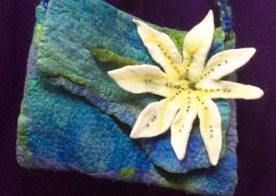 Louise Gervais_blue purse