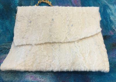 Louise Gervais_white purse