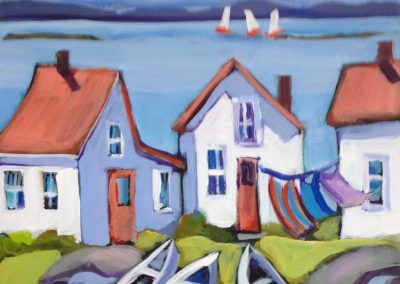 Marlene Bulas _ Happy At The Cottage